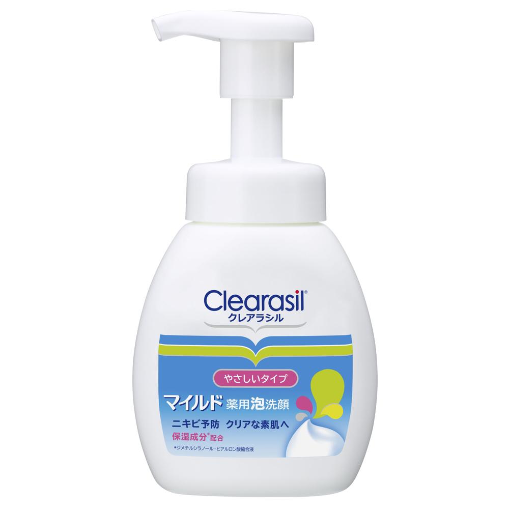 薬用泡洗顔フォームマイルドタイプ / 200ml