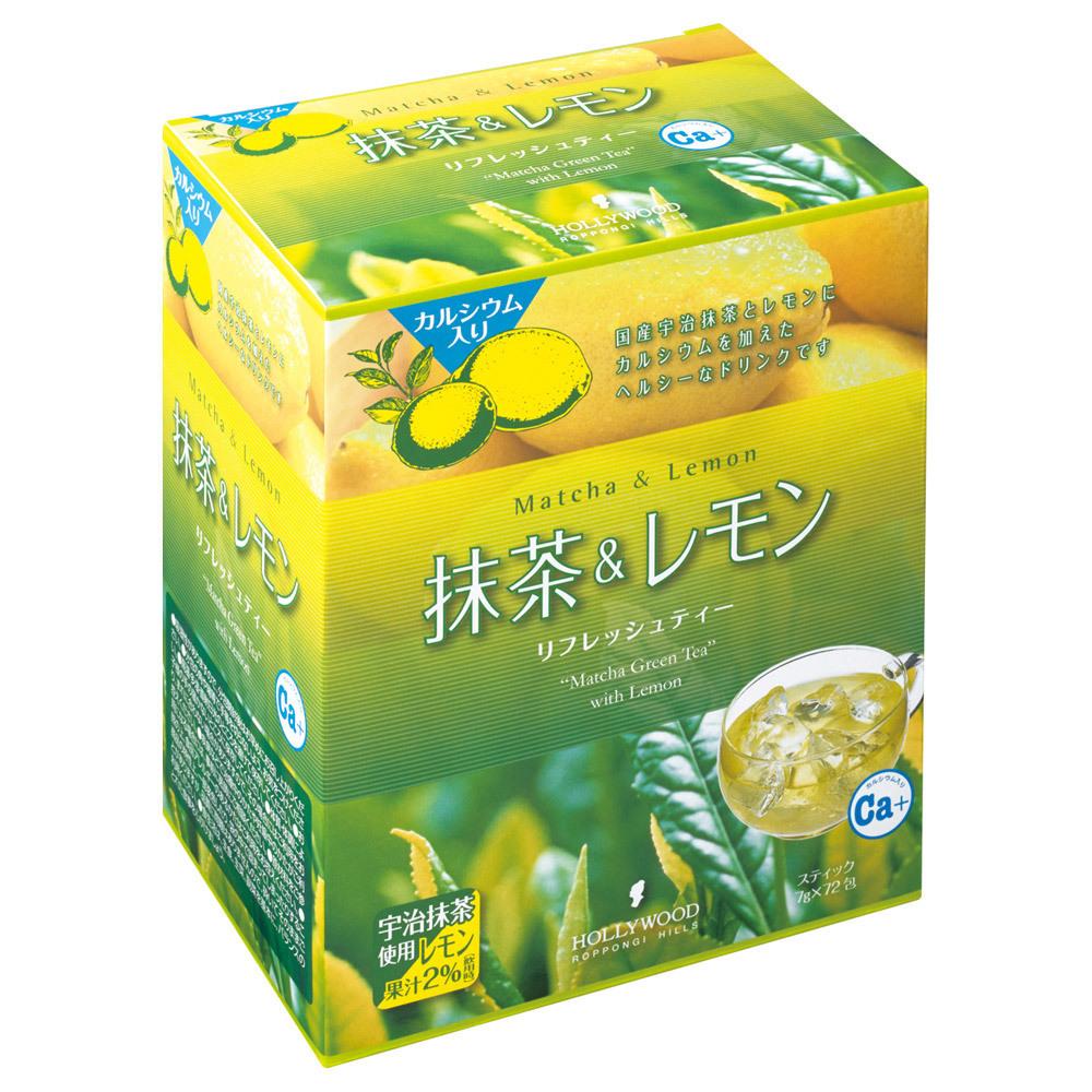 抹茶&レモンファミリー / 本体 / 504g(7g×72包)