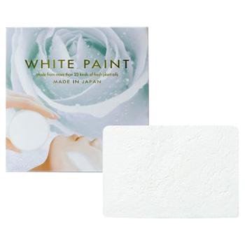 ホワイトペイント / 白色 / 60g / ハーブ系の自然な香り