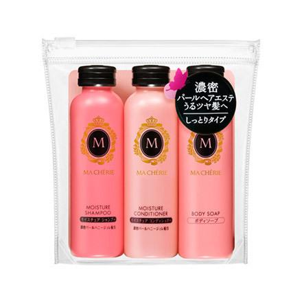 トラベルセットEX / フローラルフルーティーの香り / 各50ml