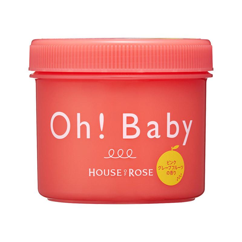 Oh! Baby ボディ スムーザー PGF(ピンクグレープフルーツの香り) / 350g