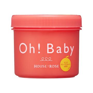 Oh! Baby ボディ スムーザー PGF(ピンクグレープフルーツの香り) / 350g 1