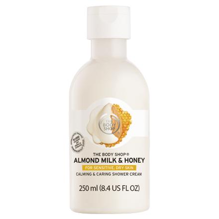 シャワークリームアーモンドミルク&ハニー / 250ml