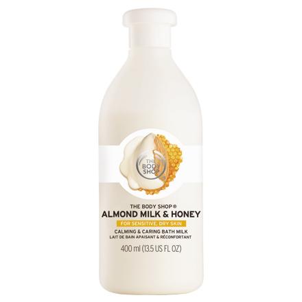 バスミルク アーモンドミルク&ハニー / 400ml / おだやかで心地よいナチュラルな香りです。