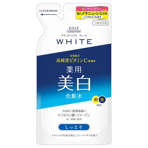 ホワイト ローションM (しっとり) / 詰替 / 160ml