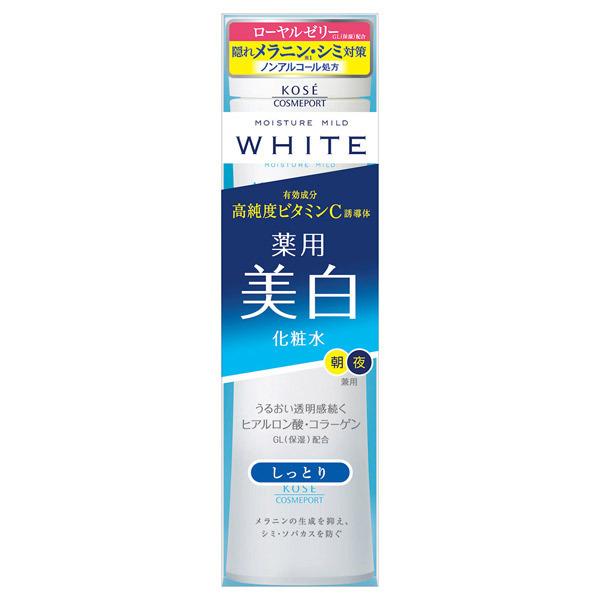 ホワイト ローションM (しっとり) / 180ml