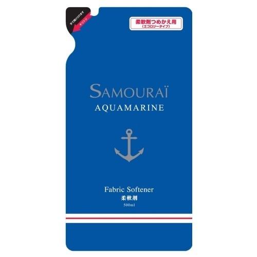 アクアマリン 柔軟剤 / 詰替 / 500ml