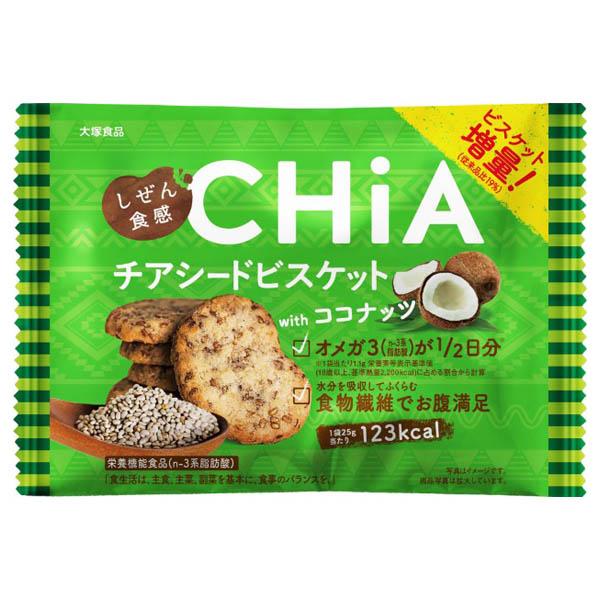 しぜん食感CHiA / 25g / ココナッツ