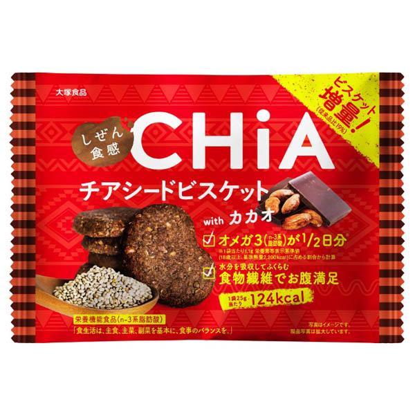 しぜん食感CHiA / 25g / カカオ