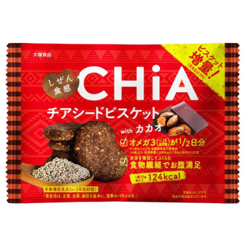 しぜん食感CHiA / 25g / カカオ 1