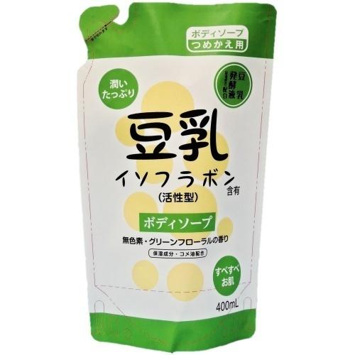 豆乳ボディソープ / 詰替え / 400ml