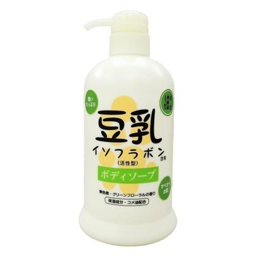 豆乳ボディソープ / 550ml