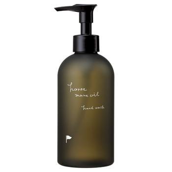 阿蘇の馬のたてがみ油 ハンドウォッシュ / 250ml / 心地よく広がる芳醇なウッディハーブの香り