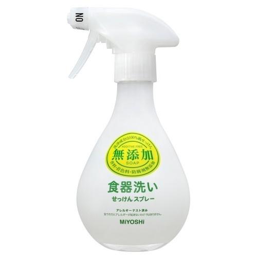 無添加食器洗いせっけんスプレー / 350ml