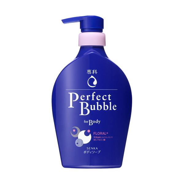 パーフェクトバブルフォーボディフローラルプラスn / 500mL / うるおい保つ / フローラルの香り