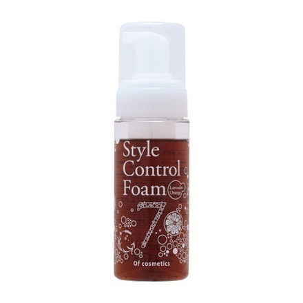 スタイルコントロールフォーム・7 / 本体 / 150ml / ラベンダーオレンジの香り