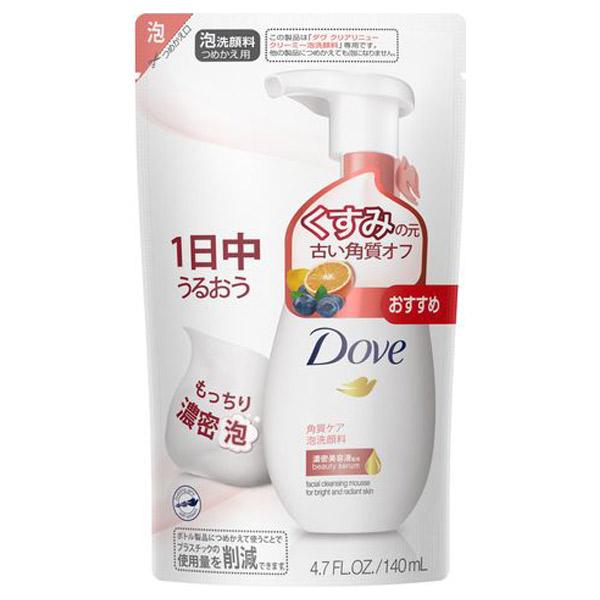 クリアリニュー クリーミー泡洗顔料 / 詰替 / 140ml