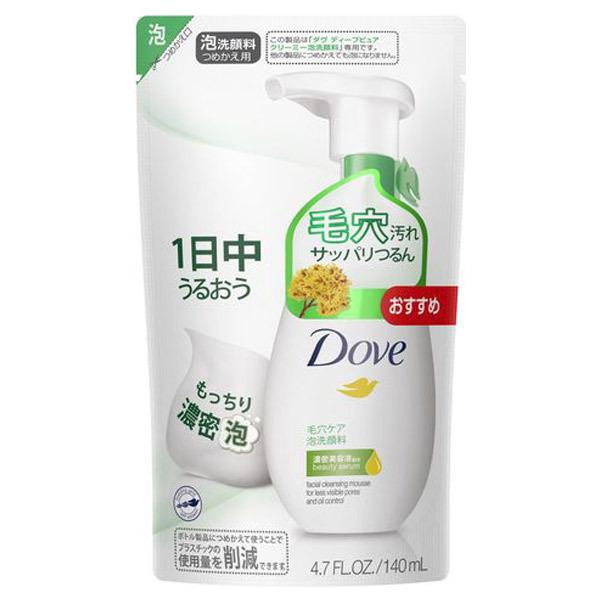 ディープピュア クリーミー泡洗顔料 / 詰替 / 140ml