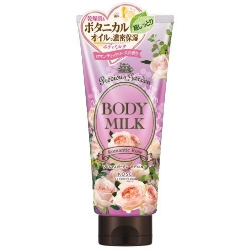 ボディミルク (ロマンティックローズ) / 200g / ふわり華やかなロマンティックローズの香り