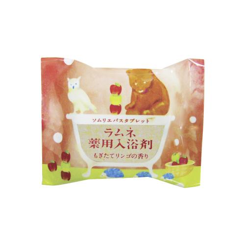 ソムリエバスタブレット もぎたてリンゴの香り / 40g / もぎたてリンゴの香り