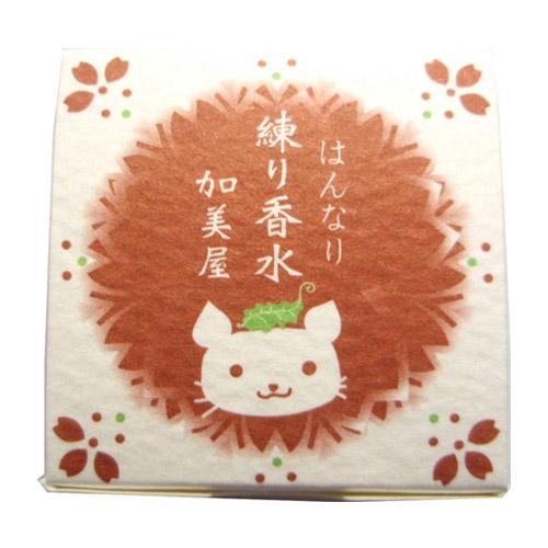 はんなり練り香水 / 華 / 5g / ほんのり甘い香り