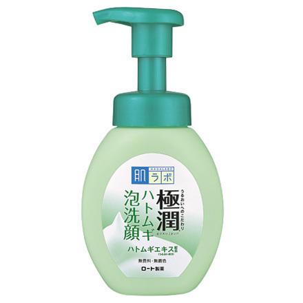 極潤 ハトムギ泡洗顔 / 160ml