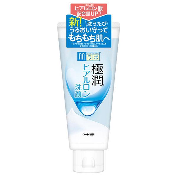 極潤  ヒアルロン洗顔フォーム / 100g