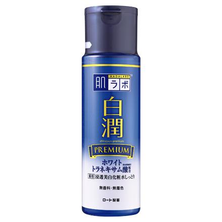 白潤プレミアム 薬用浸透美白化粧水しっとり / 170ml