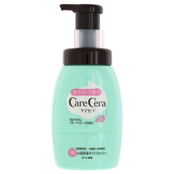 泡の高保湿ボディウォッシュ フルーティローズの香り / 450ml