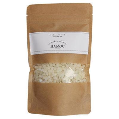 HAMOC化粧品基材 オーガニックミツロウ / オーガニックミツロウ / 60g