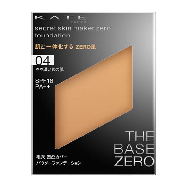 シークレットスキンメイカーゼロ(パクト) / SPF18 / PA++ / 4