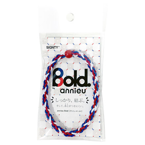 annieu Bold ヘアゴム / トリコトリコ / 1個直径:65mm