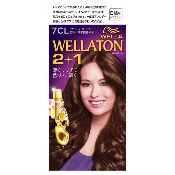 ウエラトーン ツープラスワン クリームタイプ / 7CL / 60g+60g+7.3mL