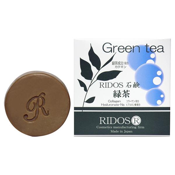 石鹸緑茶 / 本体 / 60g / 緑茶の香り