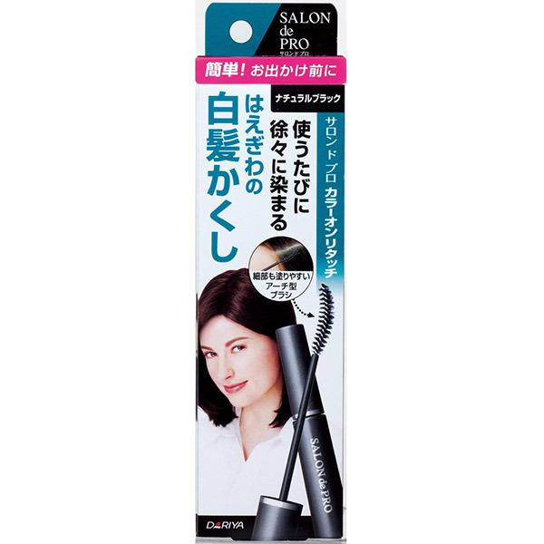 カラーオンリタッチ 白髪かくしEX / 本体 / ナチュラルブラック / 15mL