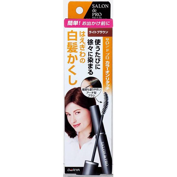 カラーオンリタッチ 白髪かくしEX / 本体 / ライトブラウン / 15mL