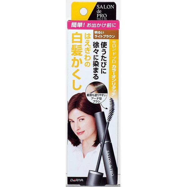 カラーオンリタッチ 白髪かくしEX / 本体 / 明るいライトブラウン / 15mL