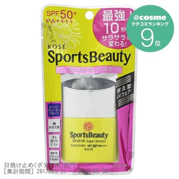 UVウェア (スーパースムース) / SPF50+ / PA++++ / 20mL / シトラスグリーンの香り