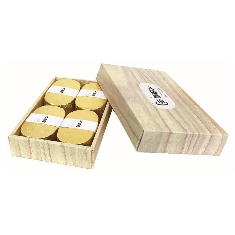 小判型バスボム入浴両 / 4個 / ゴールデンブーケの香り