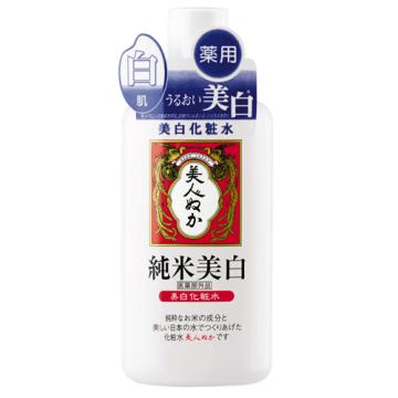 美人ぬか 純米美白化粧水