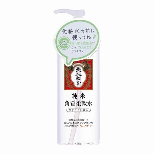 純米角質柔軟水 / 198ml