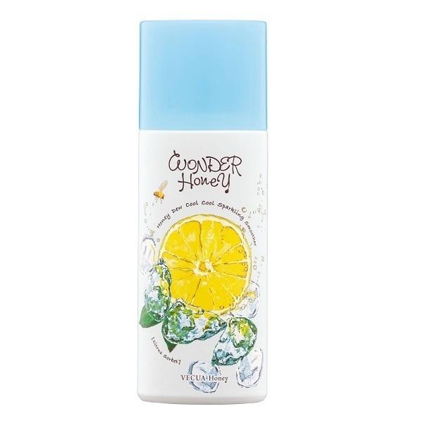 ワンダーハニー クールクールスパークリングスムーサー シトラスソルベ / 100g / シトラスソルベの香り