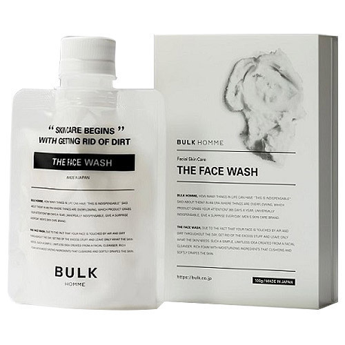 THE FACE WASH / 100g