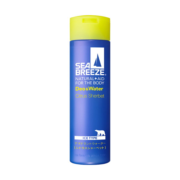 デオ&ウォーター アイスタイプ I (シトラスシャーベット) / 160mL / シトラスシャーベットの香り