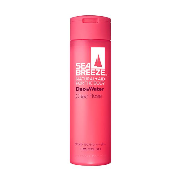 デオ&ウォーター A (クリアローズ) / 160mL / クリアローズの香り
