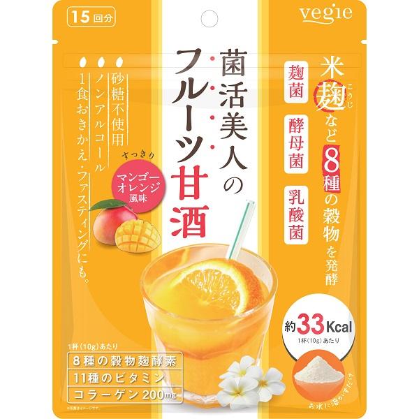菌活美人のフルーツ甘酒