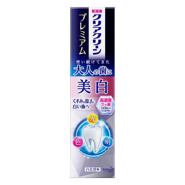 クリアクリーン プレミアム美白 / 本体 / 100g