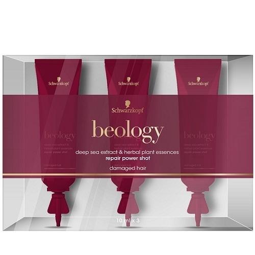 ビオロジー リペア ヘアトリートメント インテンシブ / 本体 / 10gx3 / しっとり / フローラルの癒される香り