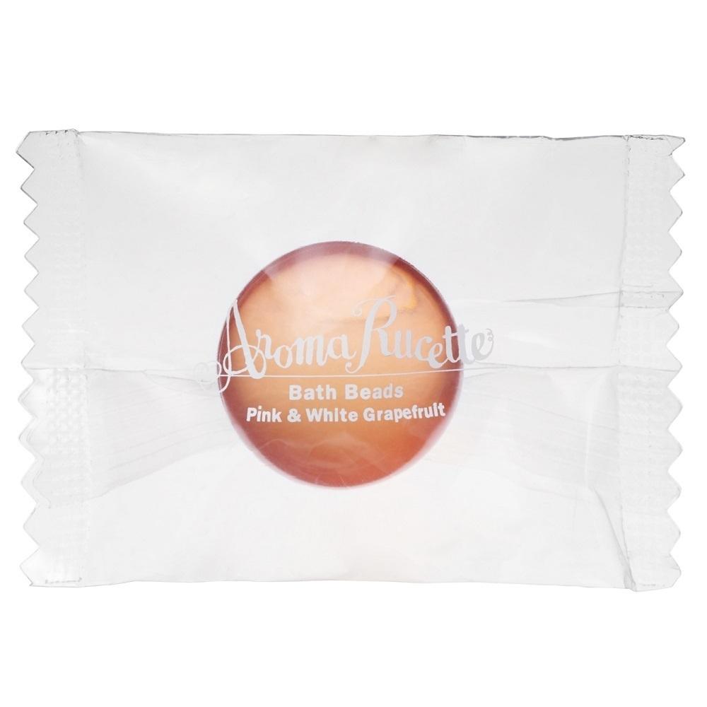 アロマルセット バスビーズ PG&WG / 7g×1個 / ピンク&ホワイトグレープフルーツの香り