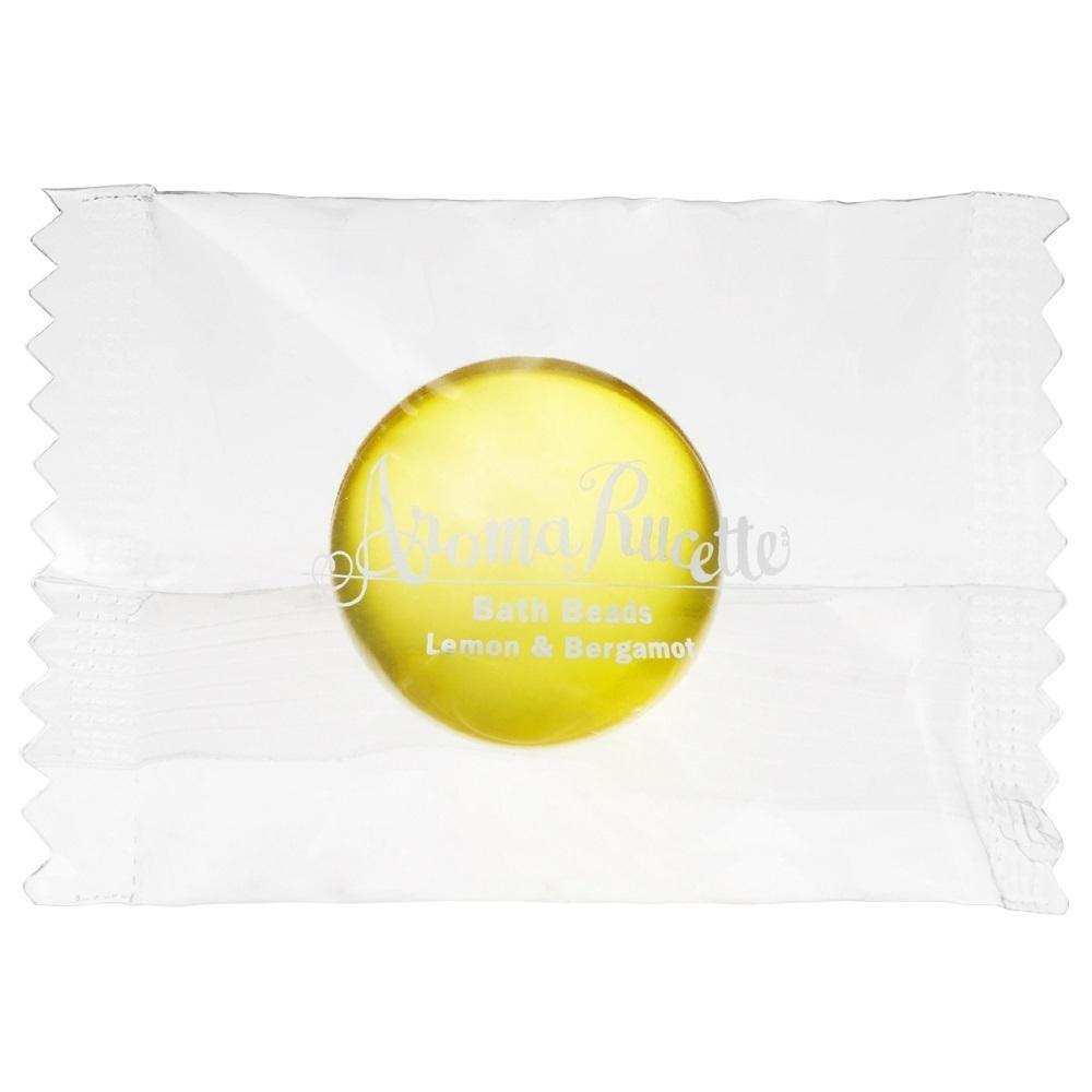 アロマルセット バスビーズ LM&BG / 7g×1個 / レモン&ベルガモットの香り
